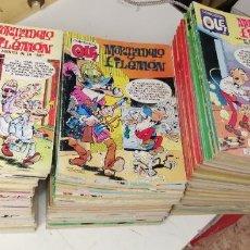 Cómics: COLECCIÓN OLÉ / LOTE CON 170 NÚMEROS / EDICIONES B. Lote 199583473