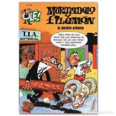 Cómics: MORTADELO Y FILEMÓN EL SULFATO ATÓMICO + HISTORIAS EXTRAS. Lote 199944685