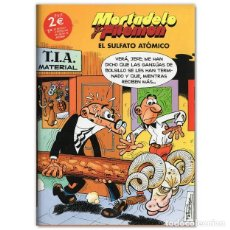 Cómics: MORTADELO Y FILEMÓN EL SULFATO ATÓMICO. Lote 199947470
