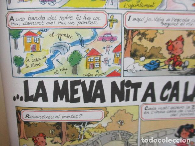 Cómics: l SPIROU PETIT N. 2 . T AJUDO AMB EL MEU DIT. EDICIO EN CATALA. TAPA DURA. - Foto 12 - 200302755