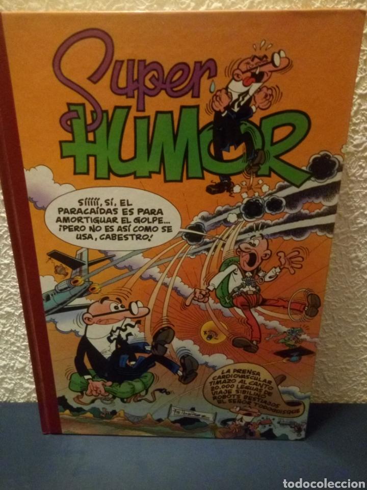 SUPER HUMOR. MORTADELO. 28. EDICIONES B 1999. (Tebeos y Comics - Ediciones B - Clásicos Españoles)