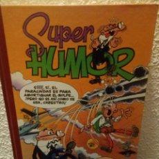 Cómics: SUPER HUMOR. MORTADELO. 28. EDICIONES B 1999.. Lote 200304557