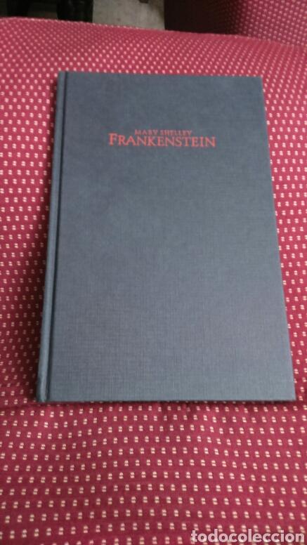 Cómics: FRANKENSTEIN EL CÓMIC MARY SHELLEY ADAPTACIÓN OFICIAL DE LA PELÍCULA DE KENNETH BRANNAGH - Foto 3 - 201168625