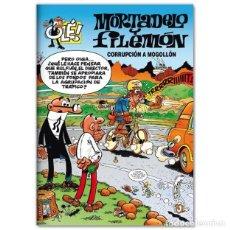 Cómics: MORTADELO Y FILEMÓN CORRUPCIÓN A MOGOLLÓN. Lote 201303903