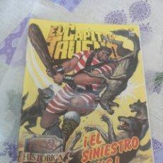 Cómics: COMIC EL CAPITÁN TRUENO N 135 EDICIONES B GRUPO Z 1989.. Lote 201907827