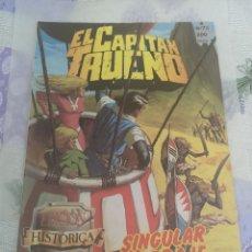 Cómics: COMIC EL CAPITÁN TRUENO N 73 EDICIONES B GRUPO Z 1988.. Lote 201908435