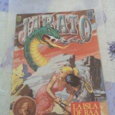 Cómics: COMIC JABATO N 26 EDICIONES B GRUPO Z 1987.. Lote 201913206