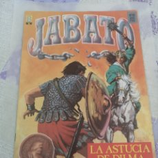 Cómics: COMIC JABATO N 10 EDICIONES B GRUPO Z 1987.. Lote 201914288