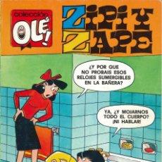 Cómics: COLECCIÓN OLÉ - EDICIONES B / NÚMERO 380 (ZIPI Y ZAPE). Lote 202021717