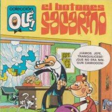 Cómics: COMIC EDICIONES B COL. OLÉ! EL BOTONES SACARINO Nº 261-I 3 DE 200 PTS. 1987. Lote 202037732