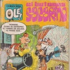 Cómics: COMIC EDICIONES B COL. OLÉ! EL BOTONES SACARINO Nº 268-I 7 DE 200 PTS. 1987. Lote 202037843