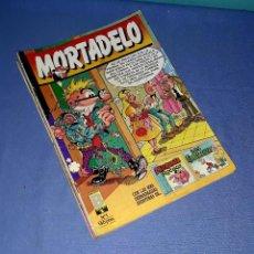 Cómics: LOTE DE 9 COMICS DE MORTADELO Y SUPER MORTADELO EDICIONES B ANTIGUA BRUGUERA AÑOS 80 ORIGINALES. Lote 217125301