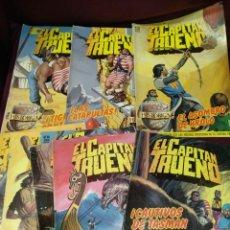 Comics: LOTE 8 NUMEROS, EL CAPITÁN YRUENO, EDICIONES B. Lote 202941775
