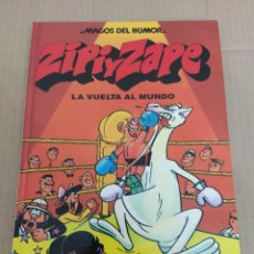 Cómics: MAGOS DEL HUMOR 13, ZIPI Y ZAPE - LA VUELTA AL MUNDO. Lote 203205865