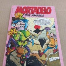 Cómics: MORTADELO Y SUS AMIGOS Nº9 - TAPA DURA. Lote 203206322