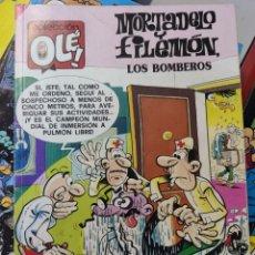 Comics: COLECCION OLE MORTADELO Y FILEMÓN EDICIONES B GRUPO Z SEGUNDA EDICIÓN 1992 M.256. Lote 203222863