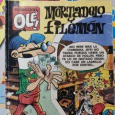 Comics: COLECCION OLE MORTADELO Y FILEMÓN EDICIONES B GRUPO Z PRIMERA EDICIÓN 1992. Lote 203223247