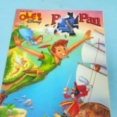 Cómics: PETER PAN. OLÉ DISNEY N°48. Lote 204114148