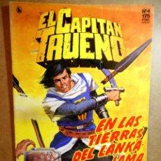 Comics : EL CAPITÁN TRUENO : EN LAS TIERRAS DEL LANKA LAMA ( EDICIÓN HISTÓRICA ). Lote 204117518
