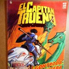 Comics : EL CAPITÁN TRUENO : GONTRODA, LA HECHICERA ( EDICIÓN HISTÓRICA ). Lote 204117827