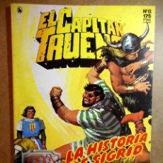 Comics : EL CAPITÁN TRUENO : LA HISTORIA DE SIGRID ( EDICIÓN HISTÓRICA ). Lote 204118071