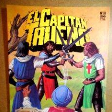 Comics : EL CAPITÁN TRUENO : PELIGRO OCULTO ( EDICIÓN HISTÓRICA ). Lote 204179733