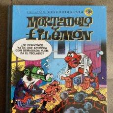 Cómics: MORTADELO Y FILEMON 78 EDICION COLECCIONISTA SALVAT NUEVO PRECINTADO. Lote 204258315