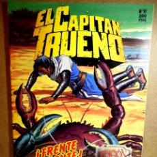 Comics : EL CAPITÁN TRUENO : FRENTE A FRENTE ( EDICIÓN HISTÓRICA ). Lote 204379047
