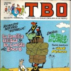 Cómics: TBO Nº 12 - EDICIONES B. Lote 204478590