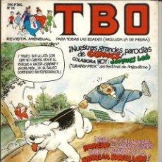 Cómics: TBO Nº 16 - EDICIONES B. Lote 204478947