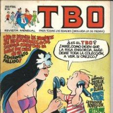 Cómics: TBO Nº 26 - EDICIONES B. Lote 204479307