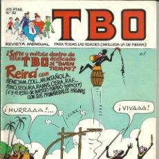 Cómics: TBO Nº 63 - EDICIONES B. Lote 204480462