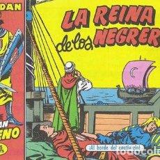 Cómics: EL CAPITAN TRUENO REEDICIÓN FACSÍMIL EDICIONES B LOTE DE 56 Nº.. Lote 204513083