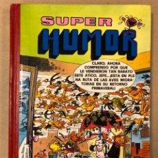Cómics: SUPER HUMOR N° 6. EDICIONES B 1990 (1ªEDICIÓN).. Lote 204523305