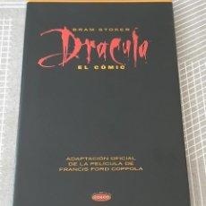 Cómics: BRAM STOKER DRACULA ROY THOMAS & MIKE MIGNOLA. ADAPTACION PELICULA. EDICIONES B. Lote 204702050