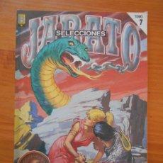 Cómics: SELECCIONES JABATO TOMO Nº 7 - LA ISLA DE RAA - EDICION HISTORICA - EDICIONES B (F1). Lote 205001912