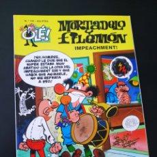 Cómics: DE KIOSCO MORTADELO Y FILEMON 150 EDICIONES B 1° PRIMERA EDICION OLE. Lote 205105087