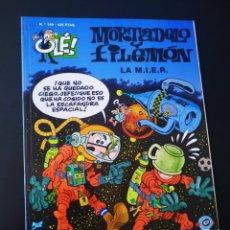 Cómics: DE KIOSCO MORTADELO Y FILEMON 149 EDICIONES B 1° PRIMERA EDICION OLE. Lote 205105506