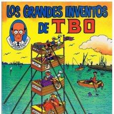 Cómics: LOS GRANDES INVENTOS DE TBO. Lote 205183012