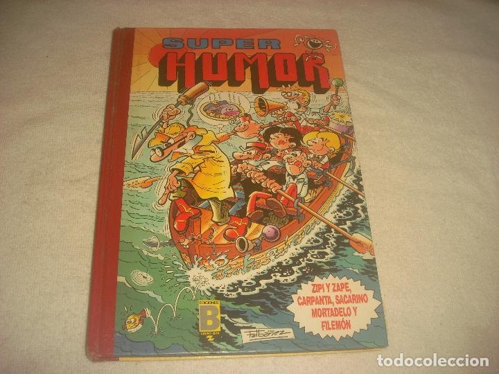 SUPER HUMOR , N. 32. ED, B (Tebeos y Comics - Ediciones B - Clásicos Españoles)