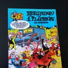 Cómics: DE KIOSCO MORTADELO Y FILEMON 19 EDICIONES B 5° QUINTA EDICION OLE. Lote 205254247