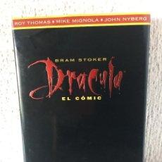 Cómics: DRÁCULA EL CÓMIC - ADAPTACIÓN OFICIAL PELÍCULA - 1ª EDICIÓN - EDICIONES B - 1992 - ¡NUEVO!. Lote 205315881