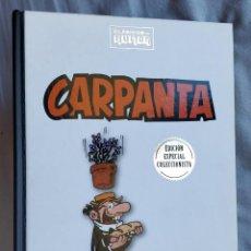 Cómics: ESPECIAL COLECCIONISTA CARPANTA VOLUMEN I CLASICOS DEL HUMOR RBA; TAPA DURA. Lote 205370348