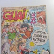 Cómics: GUAI!. Nº 16. JUNIOR GRIJALBO CX58. Lote 205388432