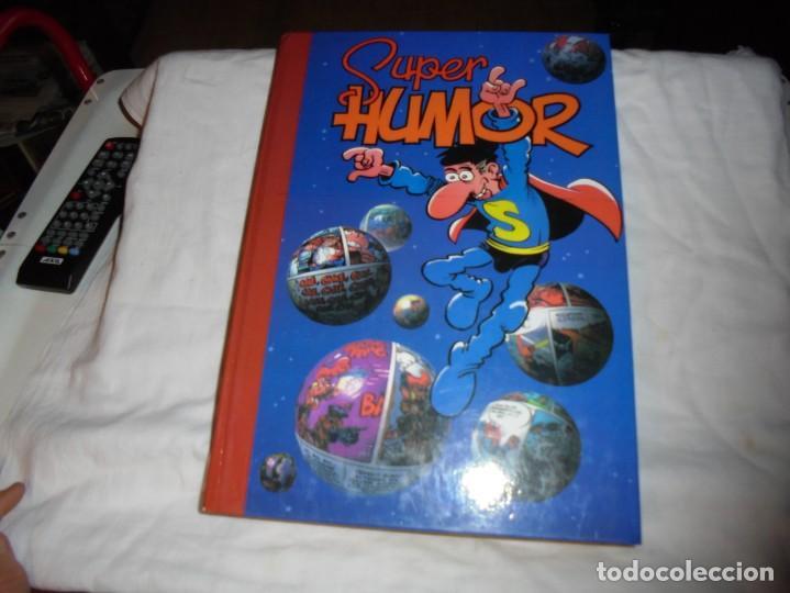 SUPER HUMOR.SUPER LOPEZ Nº 7.EDICIONES B.-2ª EDICION 2003 BIEN CONSERVADO (Tebeos y Comics - Ediciones B - Humor)