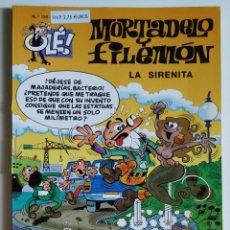 Cómics: CÓMIC OLÉ! MORTADELO Y FILEMÓN Nº 155 LA SIRENITA - GRUPO Z EDICIONES B 2000. Lote 205407012