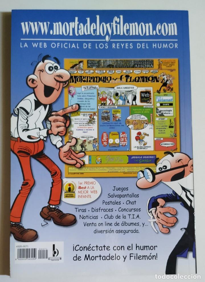 Cómics: Cómic OLÉ! MORTADELO Y FILEMÓN nº 71 Los Cacharros Majaretas - Grupo Z Ediciones B 2002 - Foto 2 - 205407462