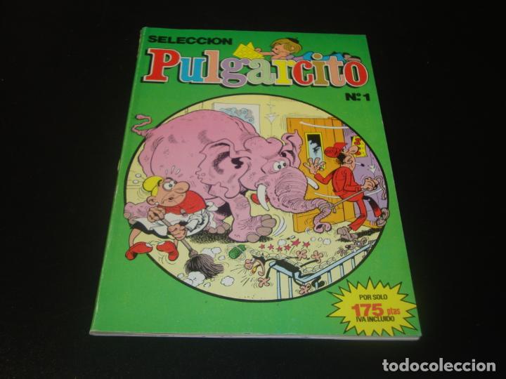 SELECCION PULGARCITO 1 (Tebeos y Comics - Ediciones B - Humor)