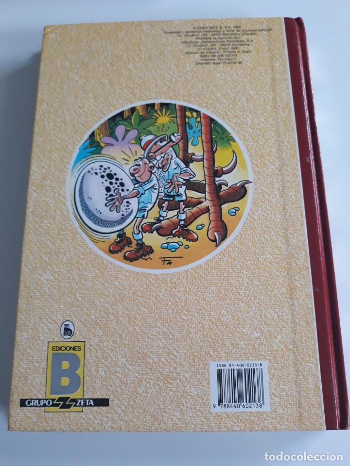 Cómics: SUPER HUMOR. VOLUMEN 26. MORTADELO, ZIPI Y ZAPE, CARPANTA Y SACARINO. EDIC. B. GRUPO Z. 1990 - Foto 2 - 205468546