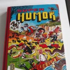 Cómics: SUPER HUMOR. VOLUMEN 26. MORTADELO, ZIPI Y ZAPE, CARPANTA Y SACARINO. EDIC. B. GRUPO Z. 1990. Lote 205468546